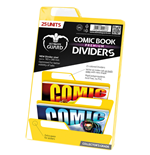 Ultimate Guard Premium Comic Book Dividers Gelb (25)