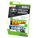 Ultimate Guard Premium Comic Book Dividers Grün (25)