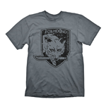 T-Shirt Metal Gear 152822