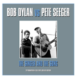 Vinyl Bob Dylan Vs Pete Seeger - The Singer & The Song (2 Lp)