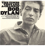 Vinyl Bob Dylan - Times They Are A-changin'
