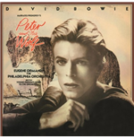 Vinyl David Bowie - Peter & The Wolf