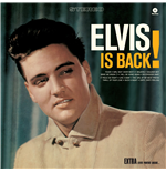 Vinyl Elvis Presley - Elvis Is Back!