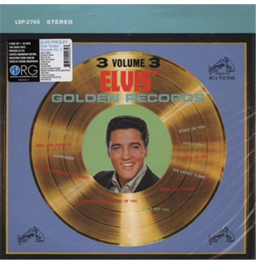 Vinyl Elvis Presley - 50000000 Fans / Golden Records Vol.2