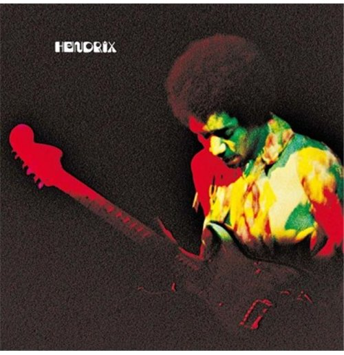 Vinyl Jimi Hendrix - Band Of Gypsys