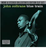 Vinyl John Coltrane - Blue Train - Mono & Stereo Collector's Edition (2 Lp)