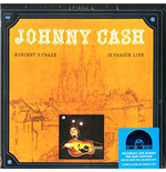 "Vinyl Johnny Cash - Koncert V Praze (In Prague- Live) (Ep 12"")"