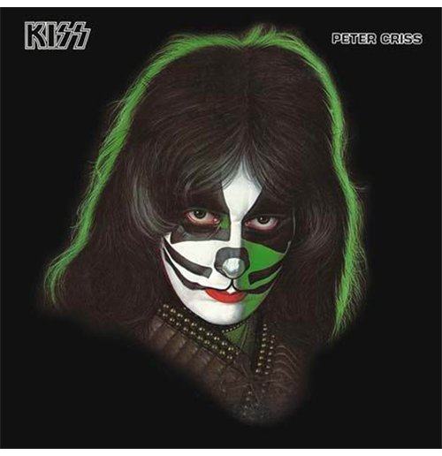 Vinyl Kiss - Peter Criss (Picture Disc)