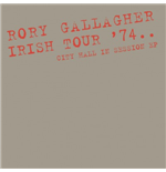 "Vinyl Rory Gallagher - Irish Tour '74 10"" Rsd"