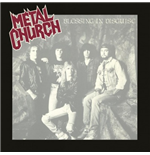 Vinyl Metal Church - Blessing In Disguise