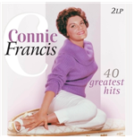 Vinyl Connie Francis - Greatest Hits (2 Lp)