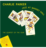 Vinyl Charlie Parker - Jazz At Massey Hall