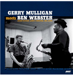 Vinyl Gerry Mulligan / Ben Webster - Gerry Mulligan Meets Ben Webster