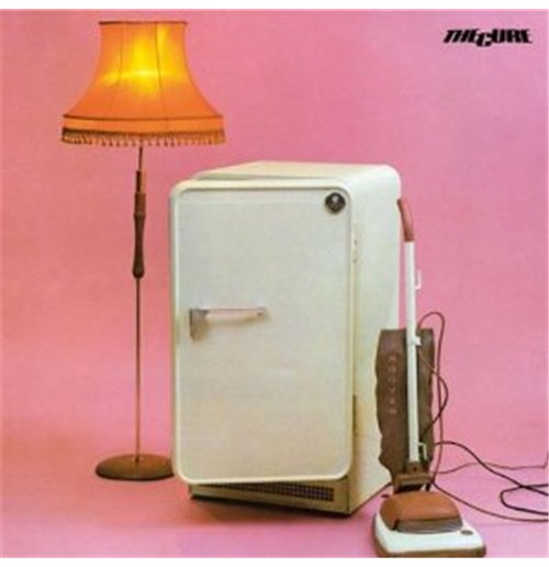 Vinyl Cure - Three Imaginary Boys