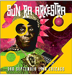 Vinyl Sun Ra Arkestra - 3rd September 1988 Chicago (2 Lp)