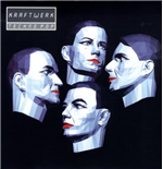 Vinyl Kraftwerk - Techno Pop