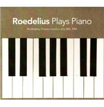 Vinyl Roedelius - Plays Piano