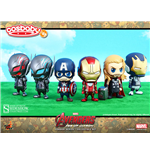 Avengers Age of Ultron Cosbaby (S) Minifiguren Box Set 9 cm