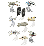 Star Wars Hot Wheels Fahrzeuge Wave C Sortiment (12)