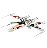 Star Wars Episode VII Modellbausatz 1/112 X-Wing Fighter 10 cm