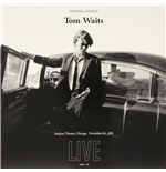 Vinyl Tom Waits - Virginia Avenue: Live At The Ivanhoe Theatre, Chicago, Il - November 21, 1976