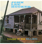 Vinyl John Lee Hooker - House Of The Blues
