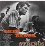 Vinyl Chet Baker - With Strings - Clear (Limited edition)