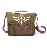 Rucksack Messenger The Legend of Zelda Skyward Golden Royal Crest