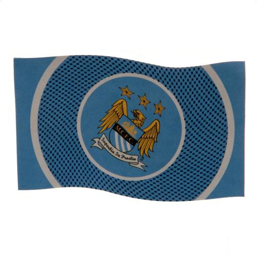 Flagge Manchester City FC 169141
