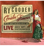 Vinyl Ry Cooder & Corridos Famosos - Live In San Francisco (2 Lp+Cd)