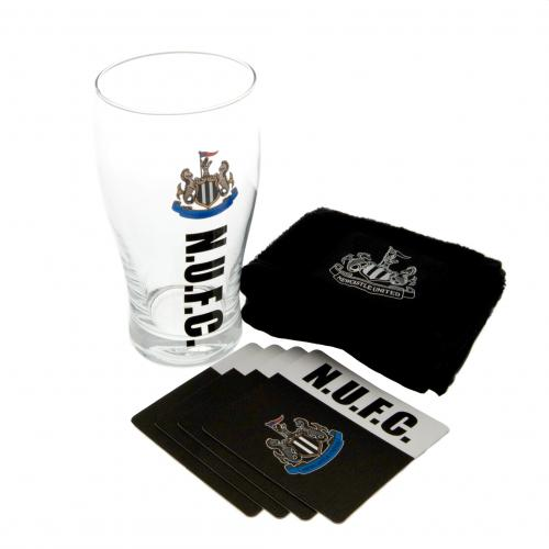 Glas Newcastle United  170529