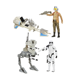 Star Wars Episode VII Ultimate Fahrzeuge mit Figuren 2015 Wave 1 Sortiment (4)