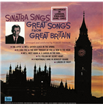Vinyl Frank Sinatra - Sinatra Sings Great Songs From Great Britain