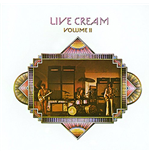 Vinyl Cream - Live Cream Vol. II