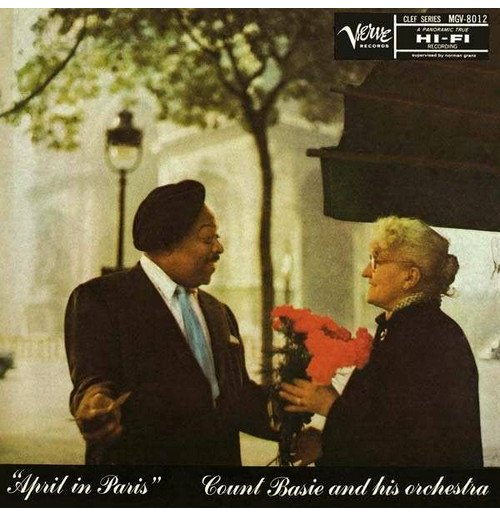 Vinyl Count Basie - April In Paris