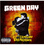 Vinyl Green Day - 21st Century Breakdown (2 Lp)