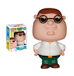Family Guy POP! Television Vinyl Figur Peter 9 cm