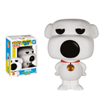 Family Guy POP! Television Vinyl Figur Brian 9 cm