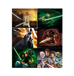 Star Wars 3D Mousepad Characters Sortiment (12)