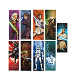 Star Wars 3D Lesezeichen Characters Sortiment (18)