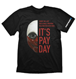 T-Shirt Payday 175724