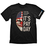 T-Shirt Payday 175734