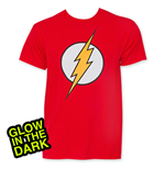 T-Shirt Flash Glow In The Dark