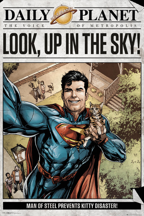 Poster Superman 175925