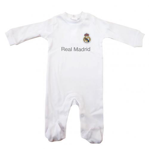 Real Madrid F.C. Strampelhose 6-9 Monate.