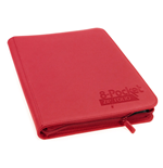 Ultimate Guard 8-Pocket ZipFolio XenoSkin Rot
