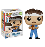 Napoleon Dynamite POP! Movies Vinyl Figur Uncle Rico 9 cm