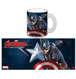 Avengers Age of Ultron Tasse Captain America