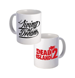 Dead Island 2 Tasse Living the Dream
