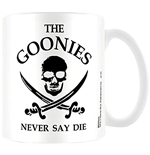 Tasse The Goonies - Never Say Die